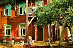 Hostels und Jugendherbergen - Fontaine Hotel