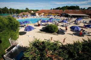 Location gîte, chambres d'hotes Résidence Odalys - Les Villas du Lac dans le département Landes 40