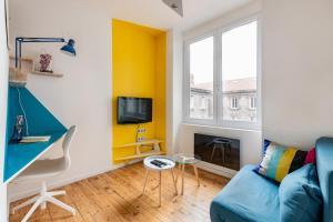 Le classe et cosy - Hotel - Saint-Étienne