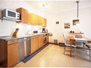 Dünenpark Binz Komfort Appartement mit 1 Schlafzimmer und Terrasse im Erdgeschoss 250