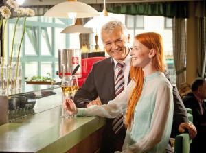 Hotel Restaurant Florianihof, Hotely  Mattersburg - big - 25