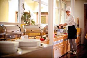 Hotel Restaurant Florianihof, Hotely  Mattersburg - big - 17