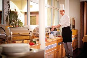 Hotel Restaurant Florianihof, Hotely  Mattersburg - big - 18
