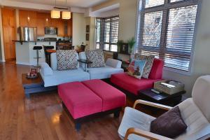 ApartHotelMontreal, Апартаменты  Монреаль - big - 68