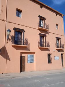 Accommodation in Badarán