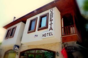 Отель Hotel Caretta, Акьяка
