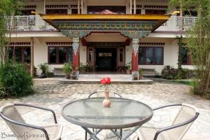 Bamboo Retreat, Отели  Гангток - big - 43