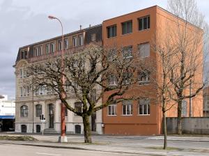 HéberGement du POD, Hostely  La Chaux-de-Fonds - big - 10