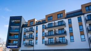 Morzekwatery Apartament BELLA D126