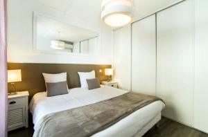 Florella République Apartment, Apartmány  Cannes - big - 18