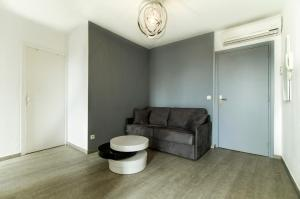 Florella République Apartment, Apartmány  Cannes - big - 32