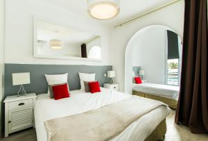 Florella République Apartment, Apartmány  Cannes - big - 12