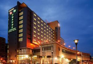 Evergreen Plaza Hotel - Tainan..
