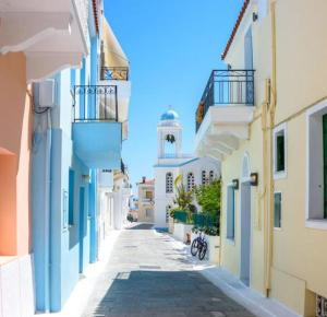 Stay like a Local in Chora Andros Greece
