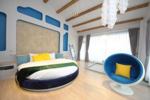 Follow Me designed B&B, Priváty  Dongshan - big - 17