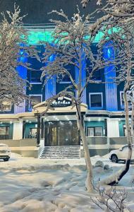 Гостиница Северная, Кировск