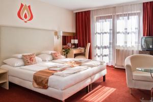 Hotel Piroska, Hotely  Bük (Bükfürdö) - big - 3