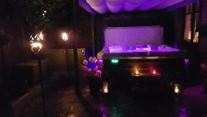 Whirlpool Suite Marrakesch-Lounge