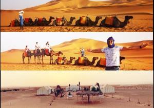 Ultimate desert experience