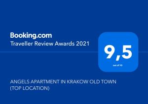 Angels Apartments Krakow Old Town