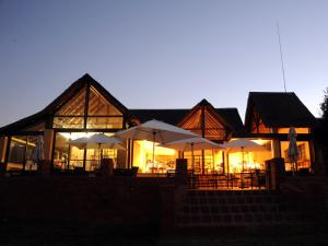 Askari Game Lodge & Spa