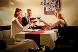 Hotel Restaurant Florianihof, Hotely  Mattersburg - big - 10