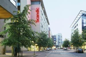 Scandic Sjølyst - Hotel - Oslo