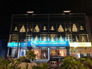 My Rainforest Suite Hotel