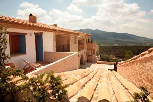 Aldea Roqueta Hotel Rural, Case di campagna  Els Ibarsos - big - 42
