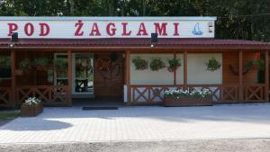 Camping Oaza Błonie Kórnik Domki