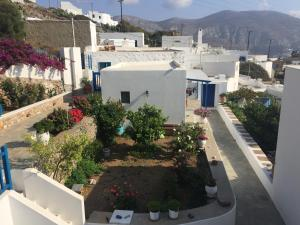 Cycladic house in rural surrounding 2 Amorgos Greece
