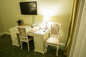 Ar Nuvo Hotel, Hotely  Karaganda - big - 17