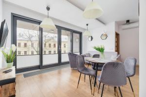 Apartment Nadwiślańska 5 Kraków by Renters
