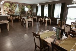Magnolia HotelRestauracja