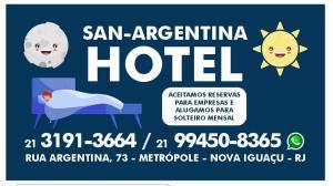 San Argentina Hotel