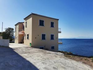 Ithaca suite Aegina Greece