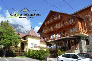 Casa Magica Busteni - Hotel