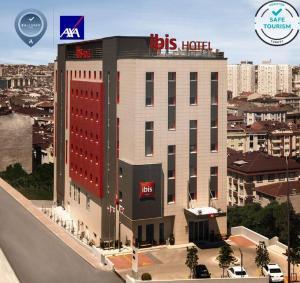 Отель Ibis Istanbul Esenyurt, Бейликдюзю