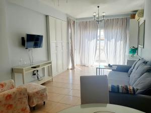 Cozy ground floor apartment with sunny veranda
