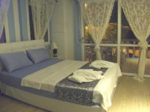 Отель Alacati Sakiz Ev Hotel, Алачати