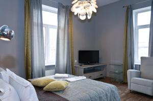 Partner Guest House Khreschatyk, Appartamenti  Kiev - big - 72