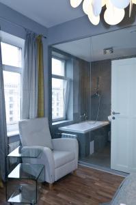 Partner Guest House Khreschatyk, Appartamenti  Kiev - big - 69