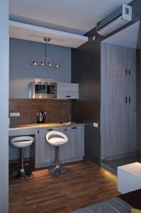 Partner Guest House Khreschatyk, Appartamenti  Kiev - big - 68