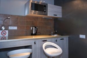 Partner Guest House Khreschatyk, Appartamenti  Kiev - big - 67