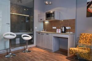 Partner Guest House Khreschatyk, Appartamenti  Kiev - big - 56