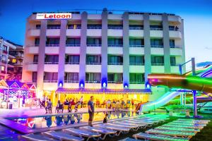 Отель Letoon, Дидим