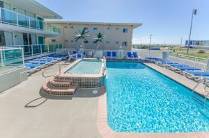 Crystal Beach Motor Inn, Motel - Wildwood Crest