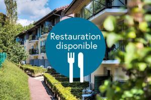 Location gîte, chambres d'hotes Zenitude Hôtel-Résidences L'Orée du Parc dans le département Ain 1