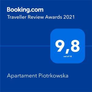 Apartament I LOVE Piotrkowska
