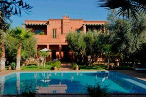 Villa Layyine - Moroccan sumptuousness in a sumptuous 6 bedroom Riad
